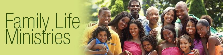 Family Life Banner